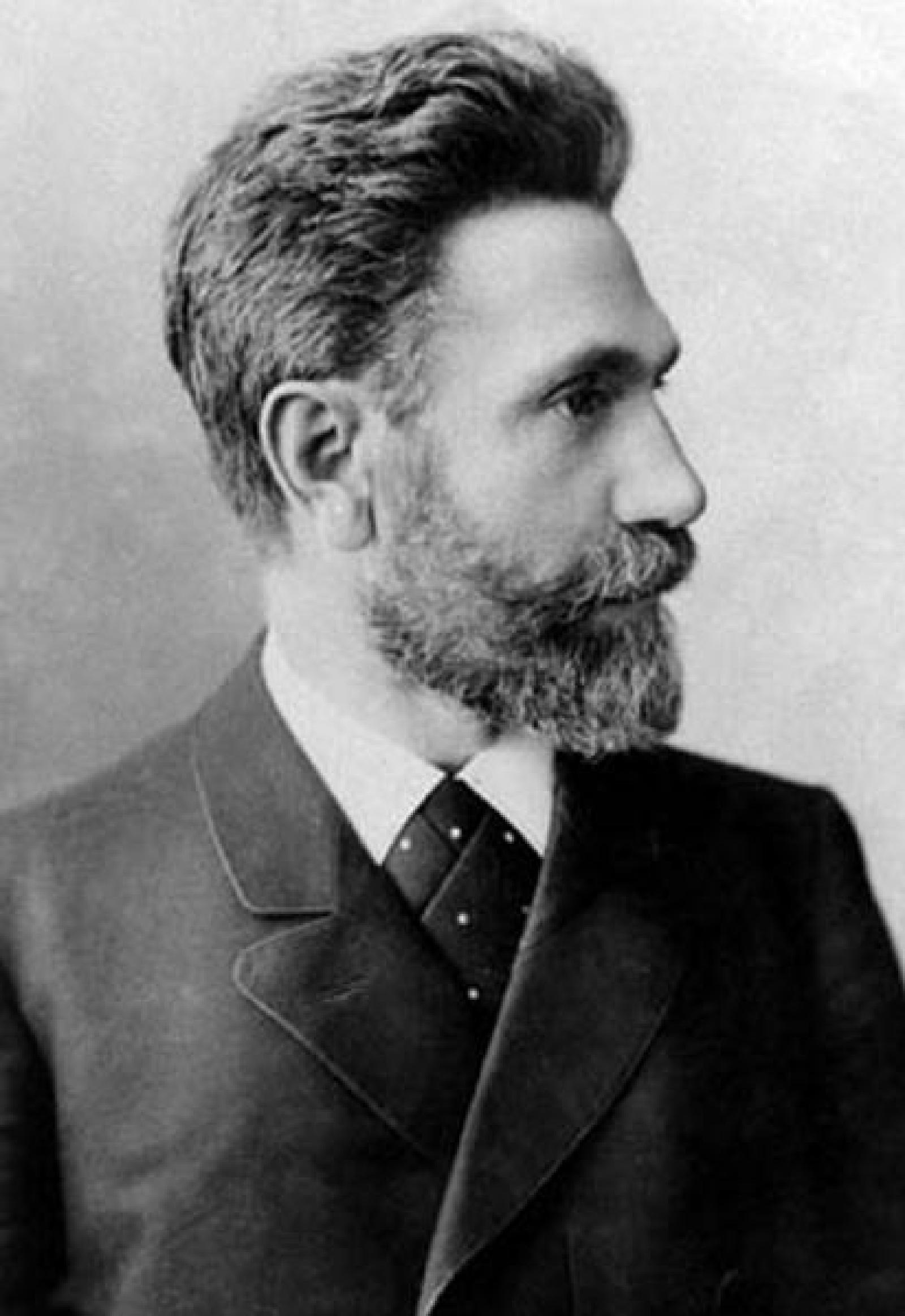 August Bebel (1840 - 1913)
