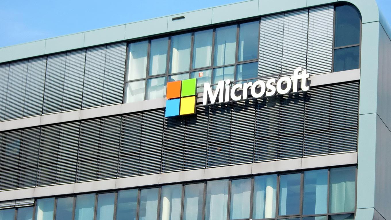 Microsoft-Firmengebäude in Köln